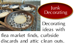 junk decorating