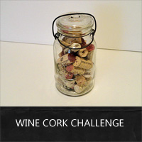 wine cork craft challenge