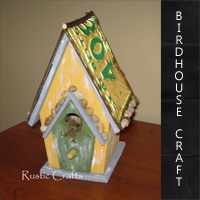 birdhouse-craft