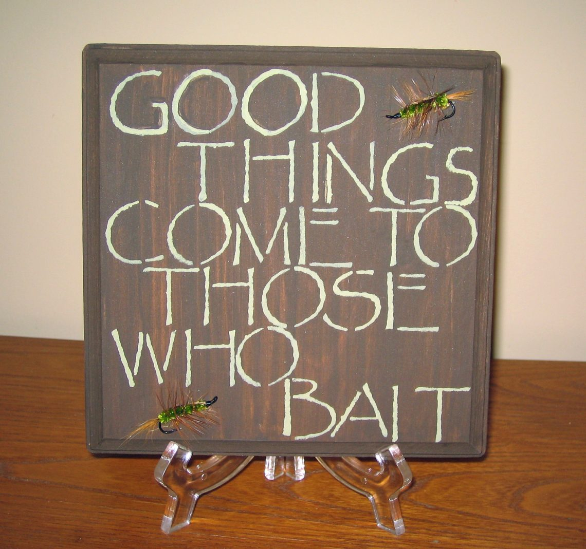 Quote Plaques: Rustic Crafts & Chic Decor