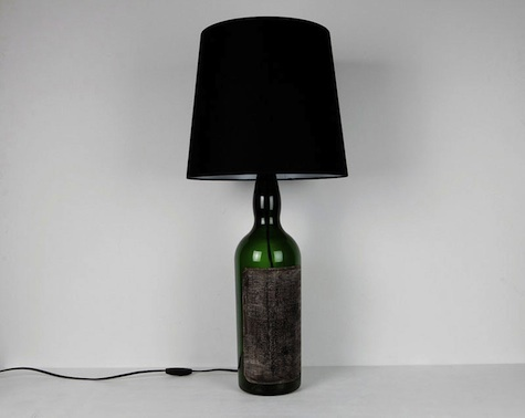 A roundup of great wine bottle crafts rustic crafts chic decor and for indoor lighting mozeypictures Gallery