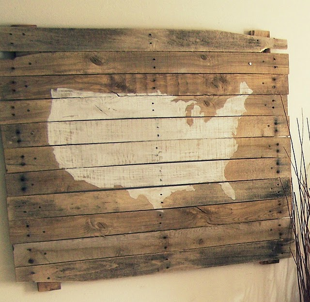 Hanging Boards On Walls For Unique Decor Rustic Crafts