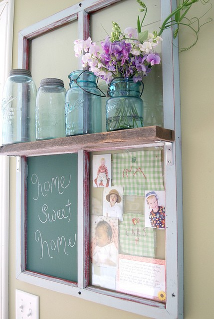 decorating with old windows rustic crafts chic decor