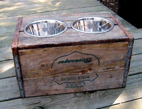 Vintage crafts ideas using wood crates rustic crafts for Rustic wood crafts ideas