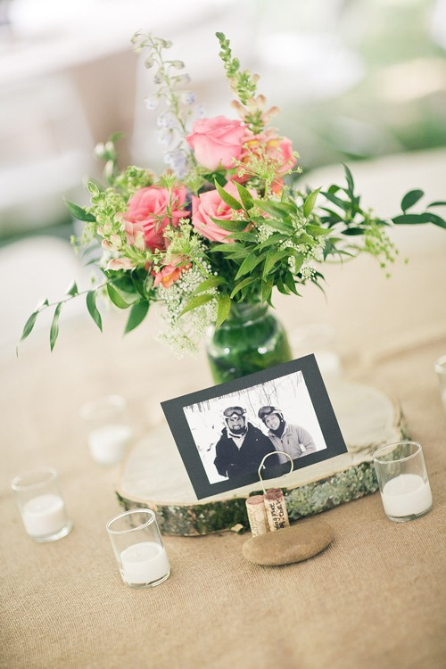 I 39ve noticed a lot of mason jars being used in rustic wedding decor