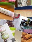 stocking stuffer collage