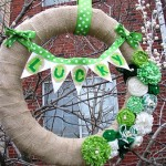 st patricks day wreaths