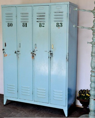 Decorating With Old Lockers Rustic Crafts Amp Chic Decor