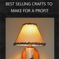 best selling crafts to make for profit rustic crafts