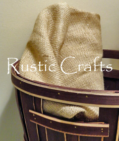 Craft Ideas  Home Decor on Crafts   Decorating Ideas Using Burlap   Rustic Crafts   Chic Decor