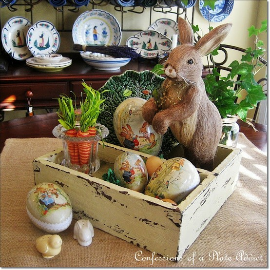 Easter Display Ideas: Unique Easter Crafts And Decorating Ideas