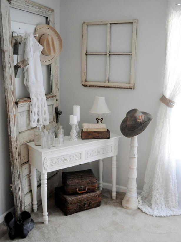how to decorate shabby chic with free accessories rustic crafts chic decor. Black Bedroom Furniture Sets. Home Design Ideas