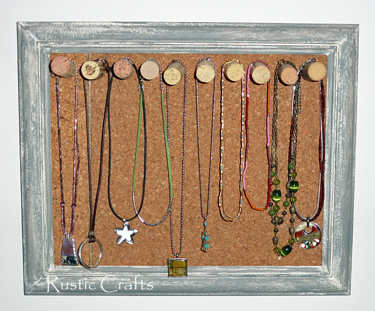 How To Make A Jewelry Holder Lots Of Unique Ideas Rustic Crafts