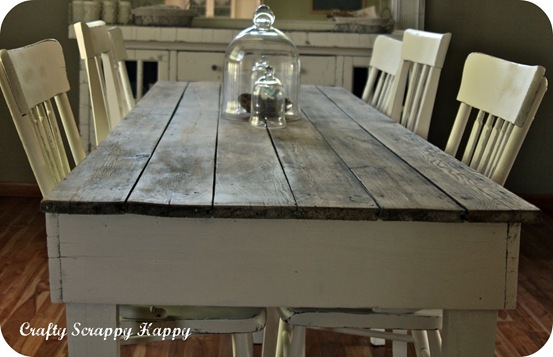 Rustic Dining Room Table seven rustic dining room tables to inspire you | rustic crafts