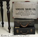 vintage suitcases