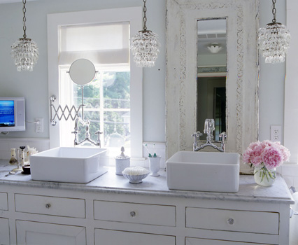 Bathroom Light Design Decor Shabby Chic Bathrooms To Inspire You Rustic Crafts Chic Decor