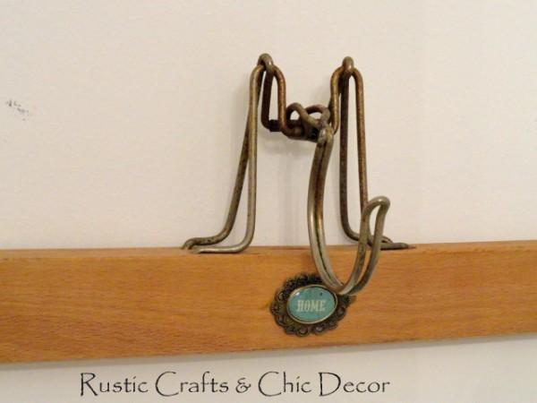 Unique Diy Wall Hooks Rustic Crafts Amp Chic Decor
