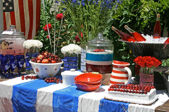 4th Of July Ideas For Outdoor Decorating | Rustic Crafts & Chic Decor