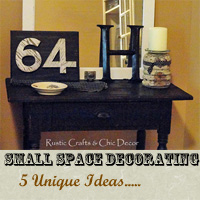 small-space-decorating