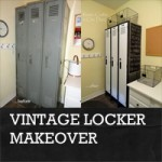 diy locker