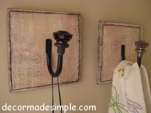 Door Knob Crafts Rustic Crafts Amp Chic Decor