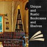 rustic-bookcases