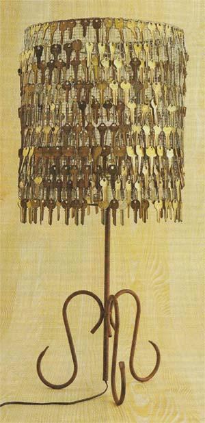 key-lamp