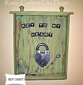 key to my heart craft