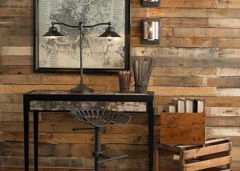 rustic industrial decor ideas