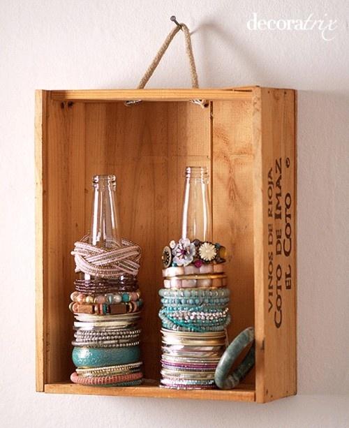 creative ways to organize