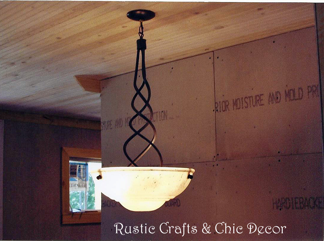 Brick Cement Board : How to install a thin brick wall rustic crafts chic decor