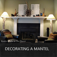 decorating-a-mantel