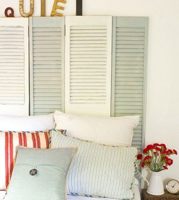 DIY headboard ideas