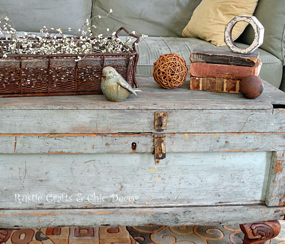 decorating shabby chic