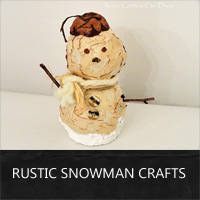snowman-crafts