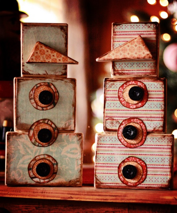 Rustic snowman crafts rustic crafts chic decor for Rustic snowman decor