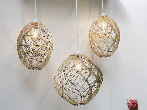 Crafts Using Rubber Bands http://rustic-crafts.com/?p=9976