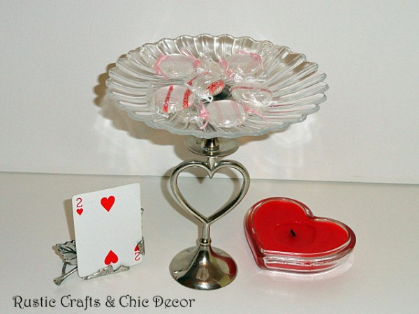 playing card table number