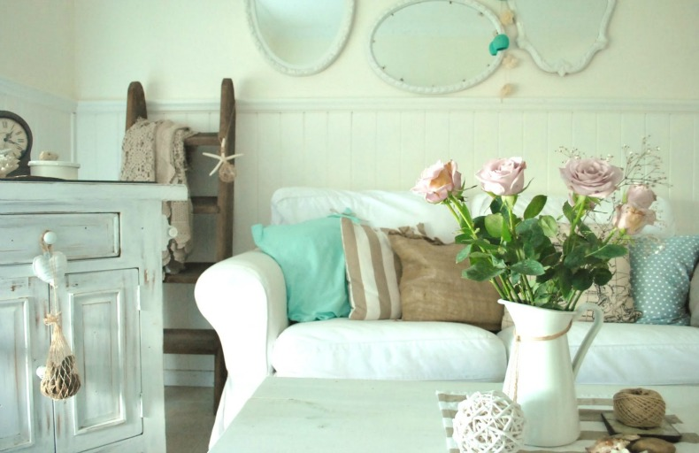Decorating With Coastal Colors Rustic Crafts Chic Decor