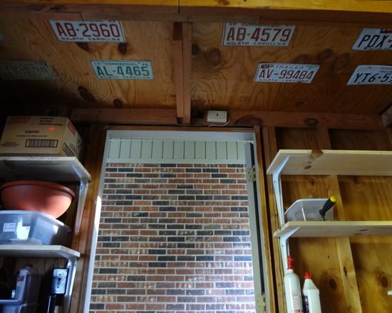 Garage Decorating Ideas And Organization - Rustic Crafts & Chic Decor