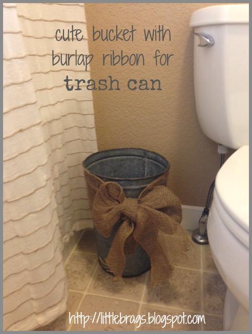rusty bucket trash can