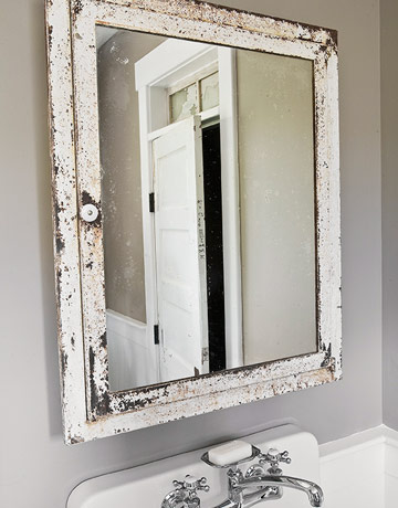 Diy Shabby Chic Bathroom Accessories Rustic Crafts