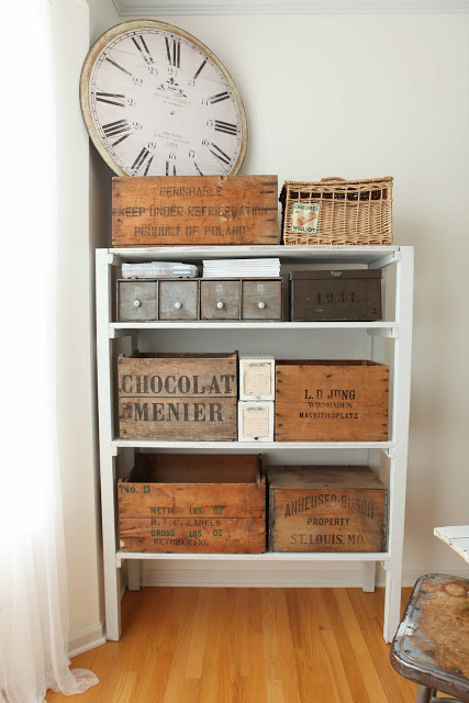 what to do with crates - crate storage
