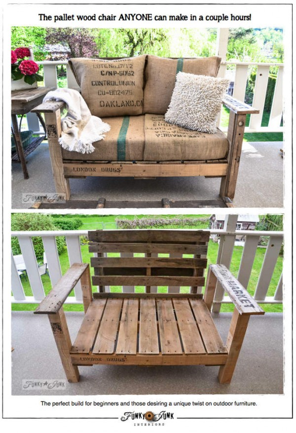 How To Build Patio Furniture Out Of Wood