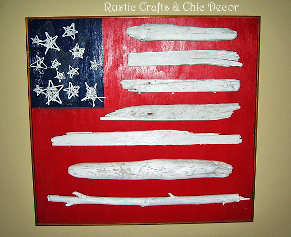 Memorial Day Flag Craft