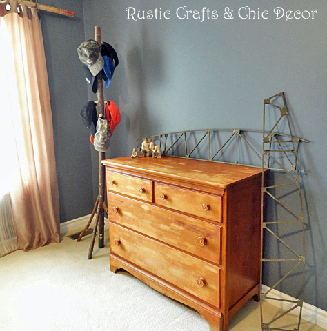 industrial bedroom by rustic-crafts.com