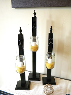Upcycled Crafts Using Fence Posts Or PillarsUpcycled Crafts