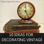 decorating-vintage