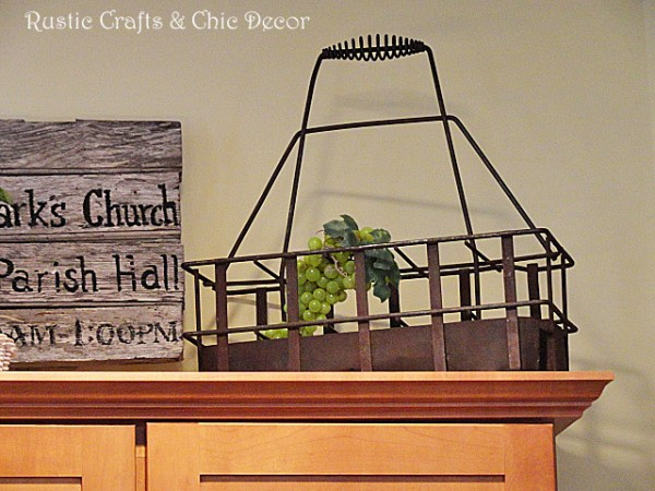 vintage decorating by rustic-crafts.com