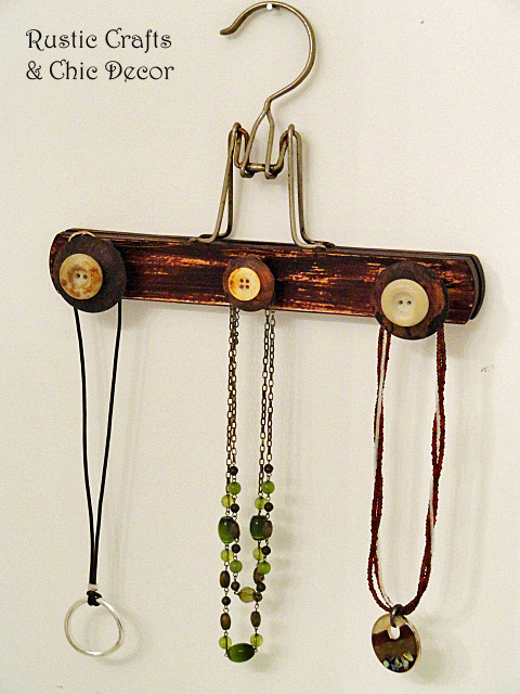 hanger craft by rustic-crafts.com